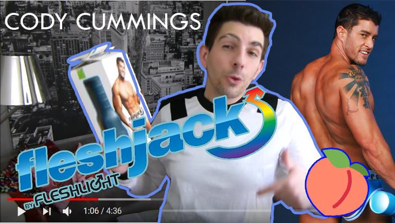FLESHJACK CODY CUMMINGS GAY